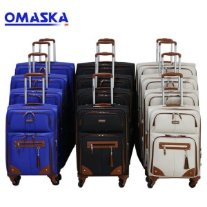 Manufactur standard Cabin Size Suitcase -