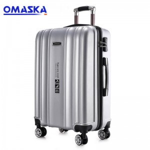 2020 OMASKA new ABS suitcase 20″ promotional gift Luggage Bags Supplier
