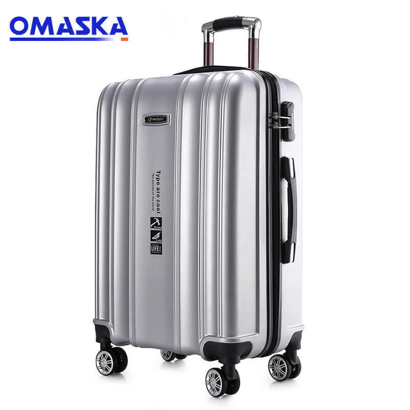 2020 OMASKA new ABS suitcase 20″ promotional gift Luggage Bags Supplier Featured Image