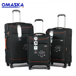 OMASKA China brand factory hot selling wholesale Unique Travel Luggage