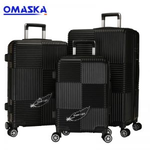 Competitive Price for Labels Luggage - OMASKA brand hot selling wholesale cheap Abs Travel Luggage – Omaska