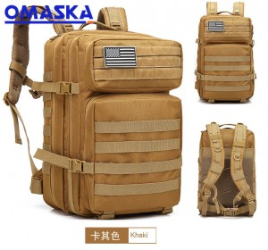 45 liter outdoor backpack military travel backpack
