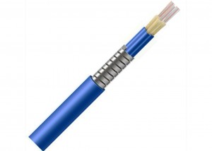 GJASFKV Indoor Multi-core Branch Armored Optical Cable