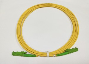 Discount wholesale Sc Upc Singlemode 1 Core Drop Cable Patch Cord