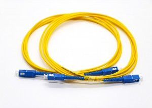 Ordinary Fiber Patch cord SC/LC/FC/ST