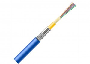 GJSFJV  Indoor Bundle Armored Optical Cable