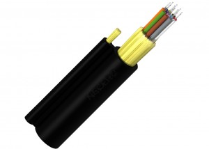GJFJTC8Y Indoor 8-shaped self-supporting optical cable