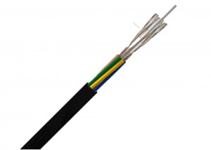GYCFTY  Layered stranded air-blown optical cable