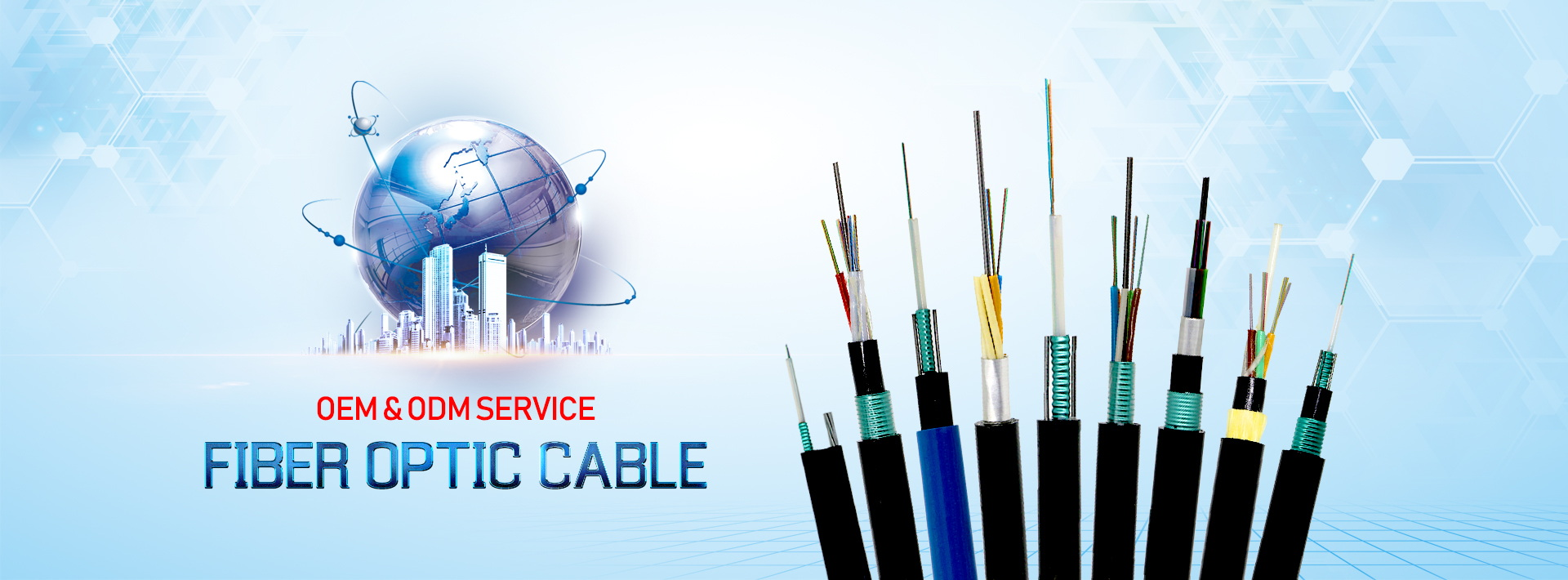 Okun Optic Cable