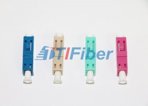 ABS Housing LC – LC Fiber Optic Connector...