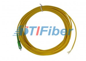2017 Good Quality Fibre Trunk Cable Mtp 12 Singlemode - 2.0mm 3.0mm Fiber Optic Pigtail Simplex , Duplex with ROHS Certificate – TTI