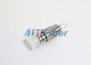 7dB Optical Fiber Attenuator Female to Male Typ...