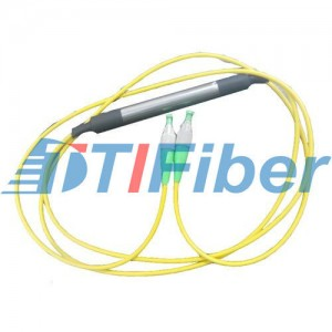 FC ST LC SC MU E2000 Fiber Optic Attenuator for SM MM Fiber