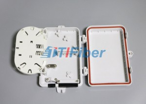 Wall Mounted Fiber Optic Distribution Box with ...