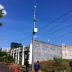 FRP Telecommunication Pole