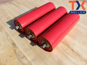 PriceList for Troughing Rollers - Steel Roller – TongXiang