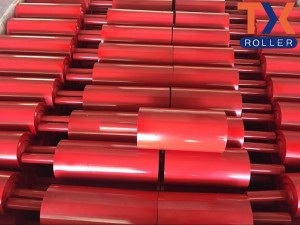 Top Quality Plastic Conveyor Roller - Guide Roller – TongXiang