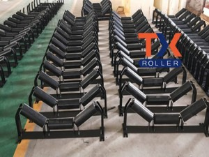 Conveyor Rollers And Stations