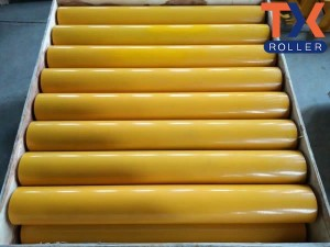 factory Outlets for Pe Belt Conveyor Roller - Return Roller – TongXiang