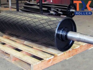 8 Year Exporter Belt Conveyor Drum Pulley - Drive Pulley – TongXiang