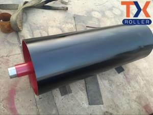 Manufactur standard Conveyor Steel Rollers - Take-up Pulley – TongXiang