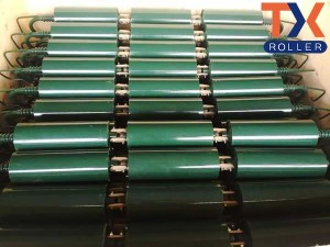 Hot-selling Belt Conveyor Sleeve Return Roller - Garland Roller – TongXiang