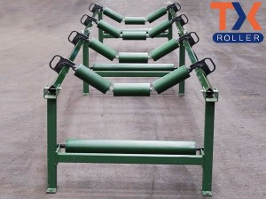 Fixed Competitive Price Motorized Conveyor Roller - Garland Roller – TongXiang