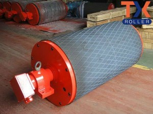 Factory wholesale Pulley Ceramic Lagging - Motorized Pulley – TongXiang