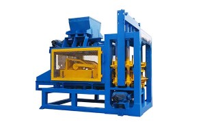 QTY4-15A Hollow block making machine