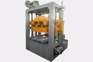 Low cost QTJ4-26C Manual operation concrete block making machine