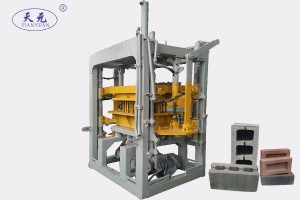 2020 hot sale block making machine widely used