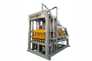 Hot popular model QTY4-20 Block making machine in Bangladesh