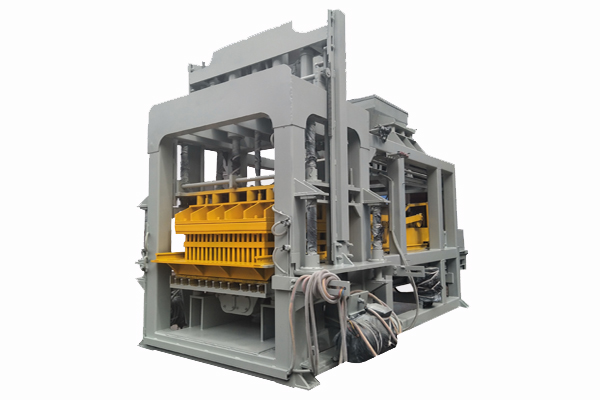 Hot sale QTY8-15 fully automatic block making machine with CE ISO certificate Featured Image
