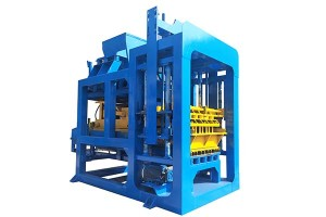 QTY6-15A Automatic concrete block making machine