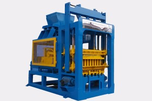 China New Product Unik Automatic Block Making Machine