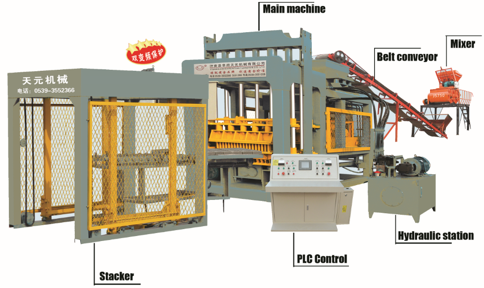 block-production-line