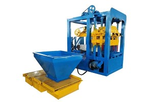QTJ4-26D hollow block making machine