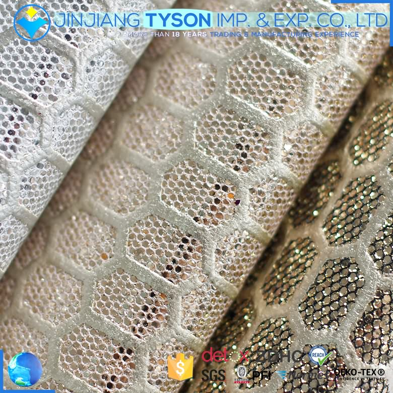Factory directly Football Microfiber Leather Material -