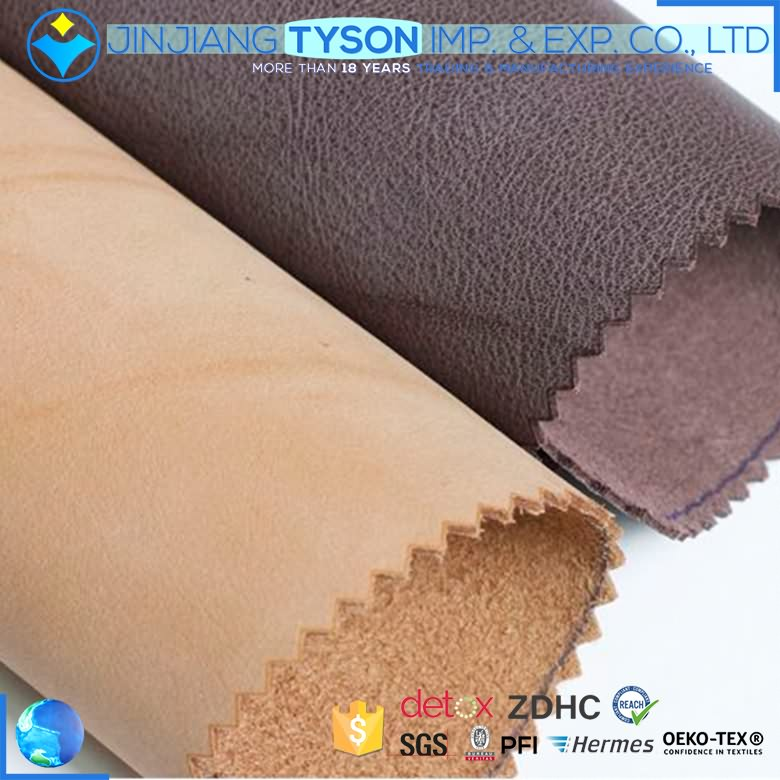 New Fashion Design for Ecological Leather -