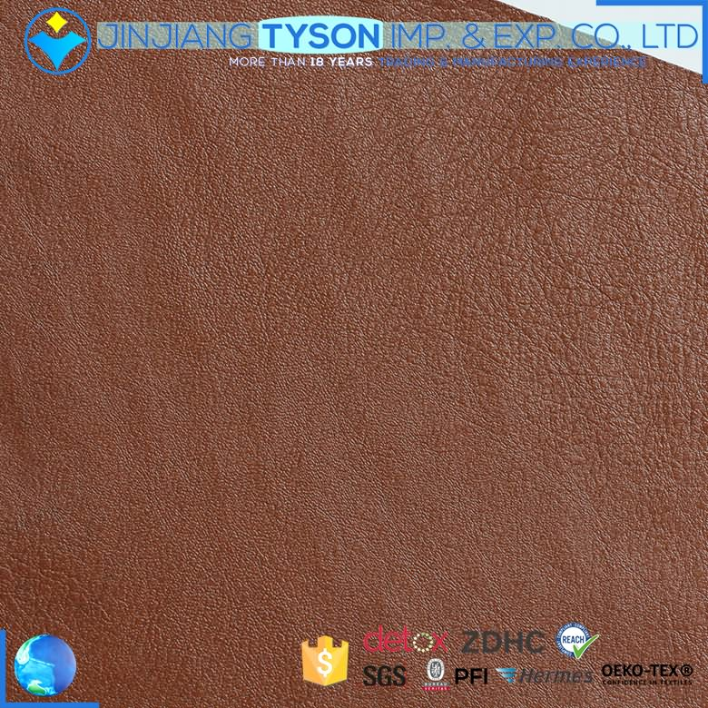 Factory Promotional Leatherette Material -
