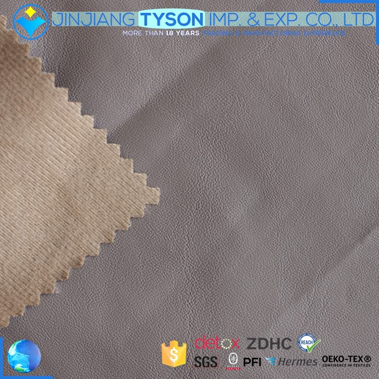Excellent quality Embossed Pvc Synthetic Leather -