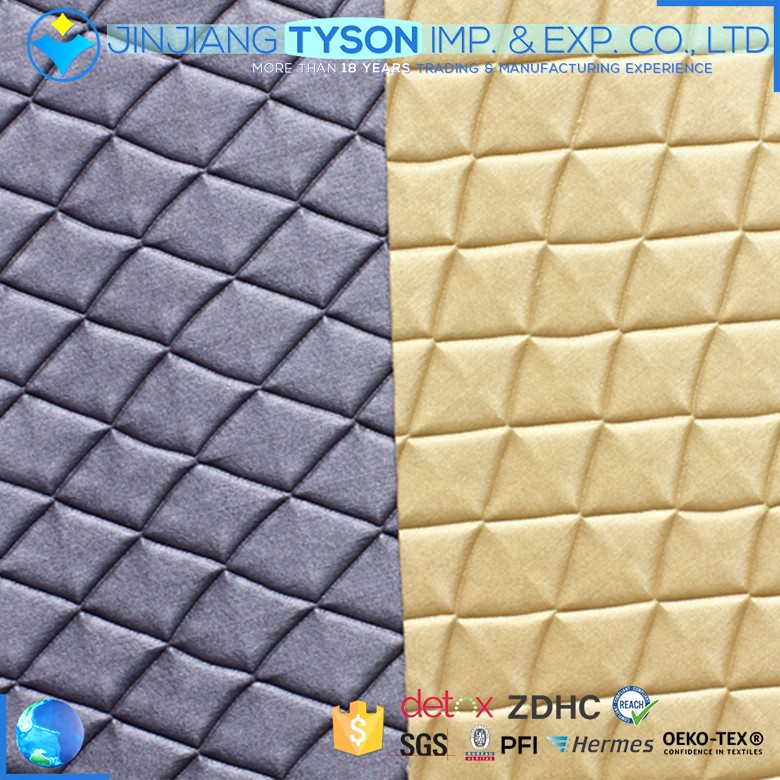 Factory price woven backing pvc artificial car seat leather fabric