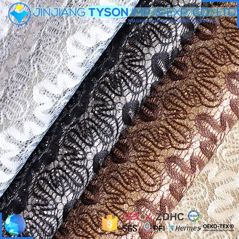 Glitter Mesh Fabric Factory - China Glitter Mesh Fabric