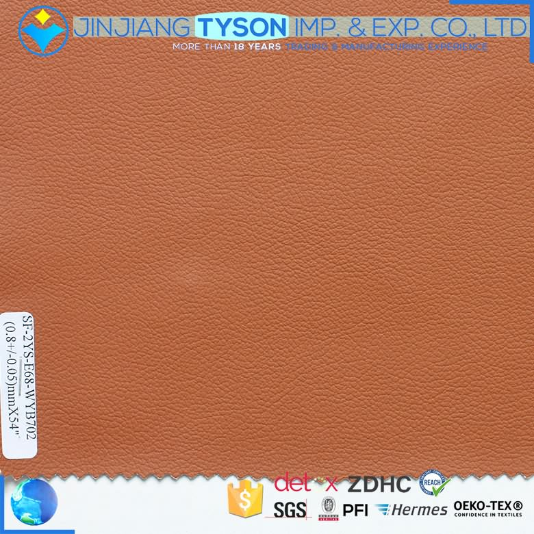 Factory making Pvc/Pu Leather -