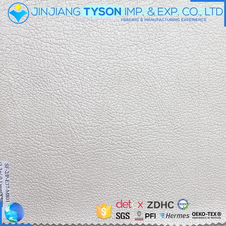factory low price Microfiber Synthetic Leather Fabric -