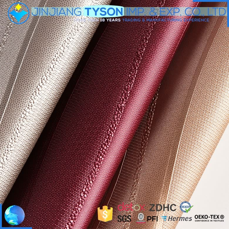 Factory stock lot knitted backing 0.8mm thickness pvc synthetic leather Featured Image