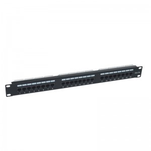 Good Quality 60 Port Cat3 Rj11 Telephone Datavoice Patch Panel