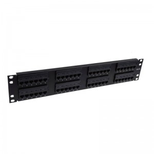 CAT5E Patch Panel UNPP046UC5E