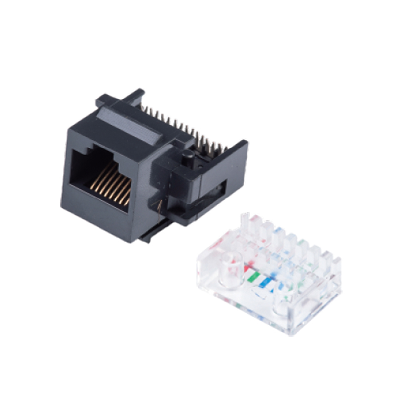 Reasonable price Cat6 Amp Connector 24 Port Patch Panel -