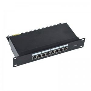 CAT5E Patch Panel UNPP078SC5E